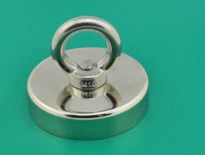 Image 5 - 낚시를위한 초강력 인양 자기장 자석 검색 magne magneten 네오디뮴 n52 냉장고 검색 neodimio imas