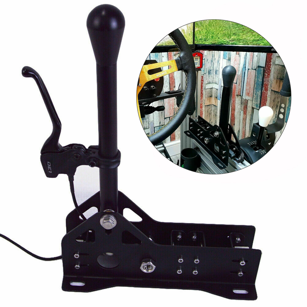 for Logitech G27 G29 G25 Sequential Shifter SIM Racing RC car game THRUSTMASTER T300 T500