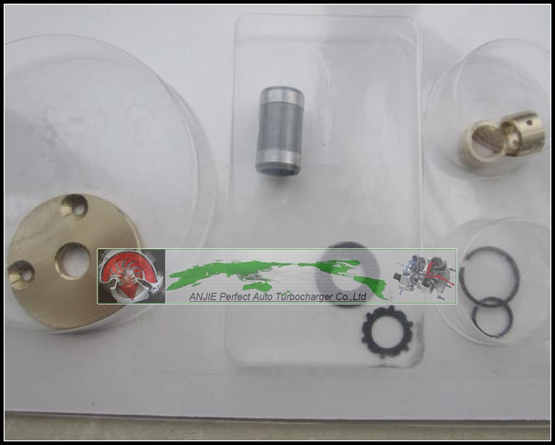 Turbo Repair Kit rebuild For HOLDEN Jackaroo For ISUZU D-MAX Trooper For OPEL Monterey 4JX1TC 3.0L RHF5 8973125140 Turbocharger free ship rhf4 vp47 xnz1118600000 turbo turbine turbocharger for isuzu trooper dongfeng pickup 4jb1t engine wind cooled