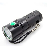 1xCREE XHP70 35W 3500 Lumens 4 Mode USB Rechargeable LED Flashlight (3x18650)