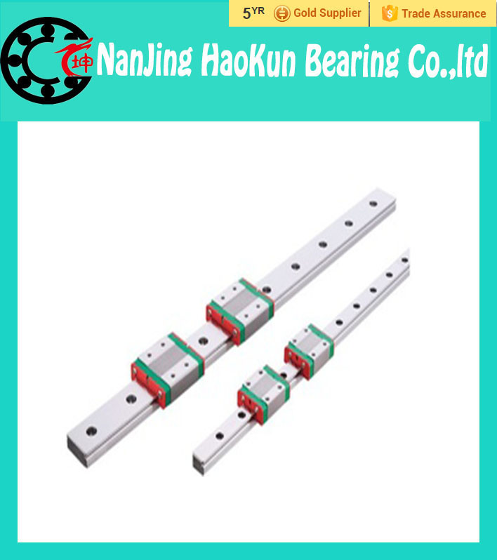 ФОТО 12mm linear guide MGN12 L 300mm linear rail with 2pcs MGN12H linear carriages block for CNC DIY and 3D printer XYZ cnc