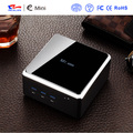 8 GB de RAM 128 GB HDD Mini PC Windows 3 Anos de Garantia PC Barebone Micro Computador Intel quad core 4 K HD HTPC TV Box WIFI Bluetooth