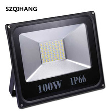 Waterproof LED Flood Light 30W/50W/100W/200W/300W/400W Led Floodlight Refletor Spotlight Outdoor Exterieur Spotlight LED Street цена