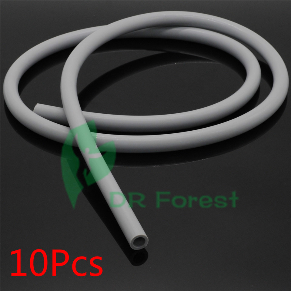 10Pcs Tubing Hose Pipes For Dental Saliva Ejector Suction High Strong HVE Hot Sale