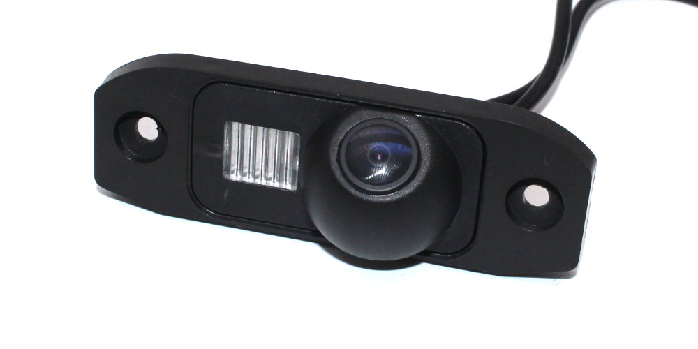 Liandlee For Volvo S40 S40L 2005~2012 Car Rear View Backup Parking Camera Rearview Reverse Camera SONY CCD HD Integrated 7