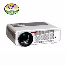 Todos Ganan 4500 Lumen Proyector Android 4.4 220 W LED Full HD 1080 P Proyector 3D Inteligente led Wifi Multimedia Proyector casero TL420