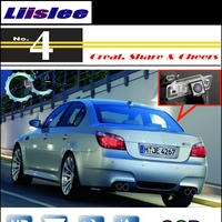 Liislee Car Camera For BMW 5 M5 E39 E60 E61 1995~2010 rearview Rear View Back Up Camera For PAL NTSC to Use CCD With RCA