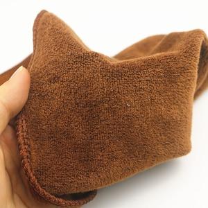 Image 4 - Adesivo de microfibra para carro, adesivo para lavagem de toalha automotiva 30*30cm para renault megane 2 3 duster logan clio laguna 2 capturas estilo do carro