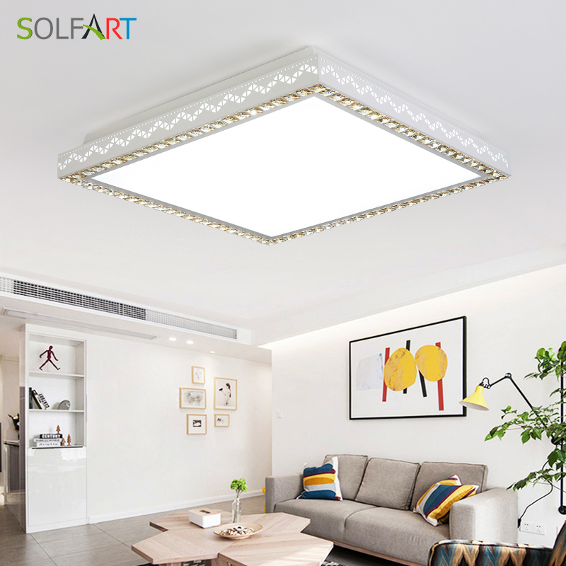 Lamp Ceiling Lights Surface Ceiling Modern Led Chip Dimming Lights Square Rectangle Luminaria Ceiling LampsLamp Ceiling Lights Surface Ceiling Modern Led Chip Dimming Lights Square Rectangle Luminaria Ceiling Lamps