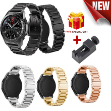 font b Smart b font font b Watch b font Metal Strap stainless steel Link
