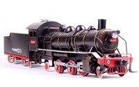 Шаньдун железной дороги партизаны Поезд Модель поезда украшения 7341 кованого железа ремесла подарки бизнес подарки Рождественские подарки