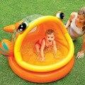 2016 nuevo estilo chapoteadero piscina inflable bebé baño del bebé tinas envío gratis
