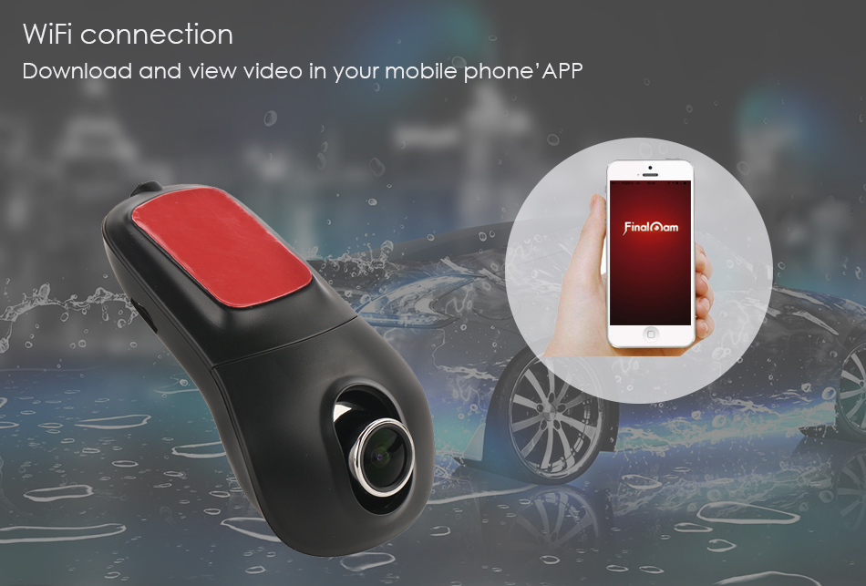 H2 Dash Cam Novatek 96655 Sony IMX322 WiFi 1080P night vision Car DVR Registrator Video Recorder camera DVRS Dashcam quidux dual lens full hd 1080p car dvr wifi dash cam super night vision registrator video camera recorder novatek 96655 imx 322
