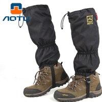 Aotu AT8904 Outdoor Ultralight Skiën Trekking Waterdichte Warm Winddicht Ademend Been Bescherming Gaiter Sneeuw Cover