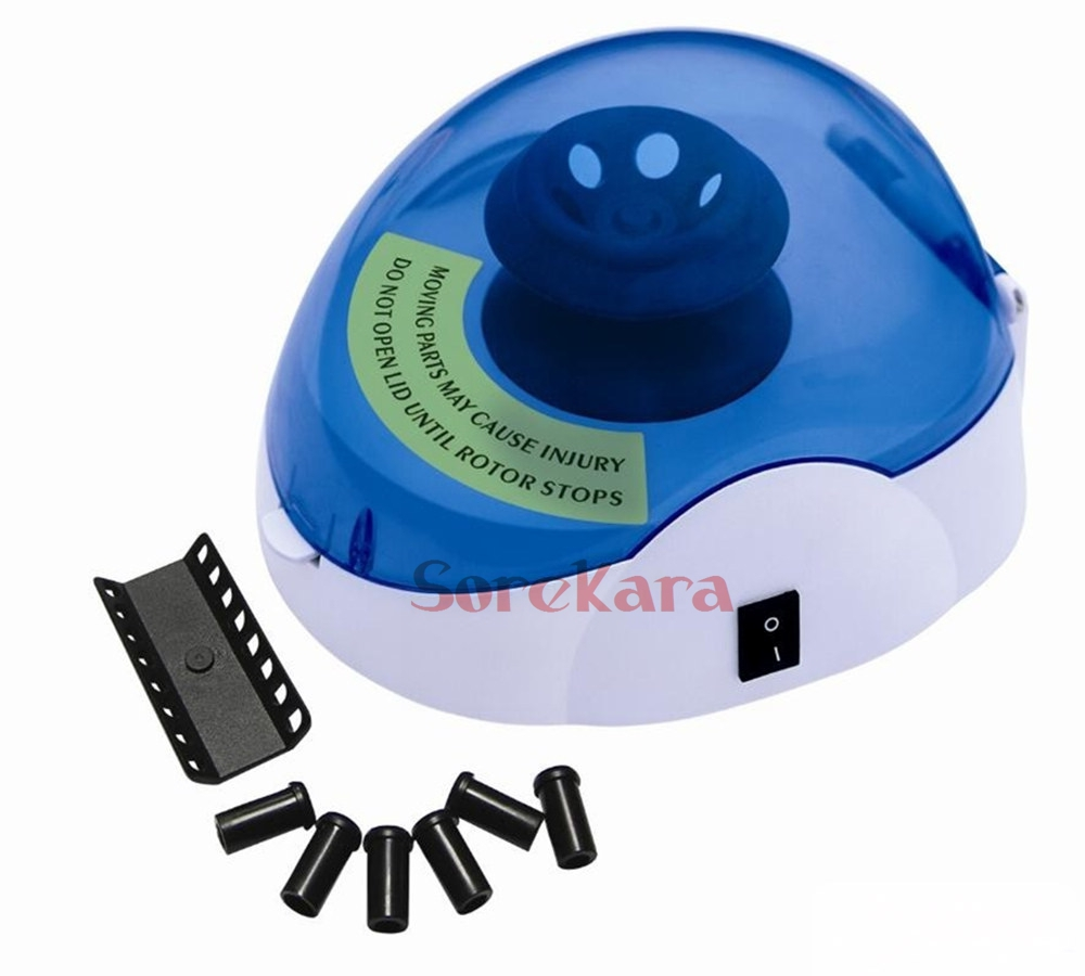 Microcentrifuge Mini-4K mini centrifuge 4000RPM economic все цены