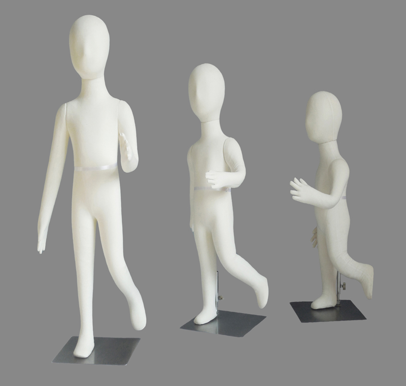 High Level Newest Fashionable Movable Child Foam Mannequin Hot Sell In USA mannequin