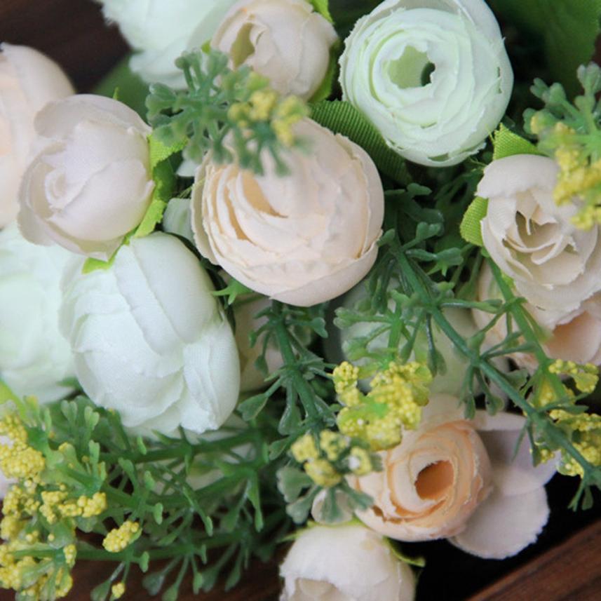 2017 Pastoralen Stil Kunstliche Blume Bouquet Blumen Dekoration