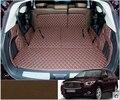 Высокое качество! Полный набор автомобильных ковриков для багажника Infiniti QX60 7 мест 2018-2013 Водонепроницаемые Ковровые Коврики для сапог QX60 2016
