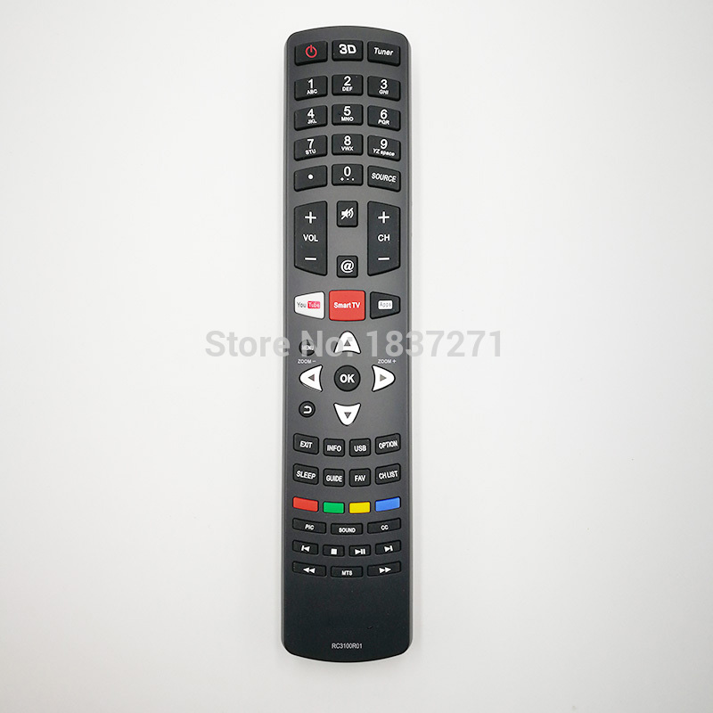 Original remote control RC3100R01 for phlico lcd tv