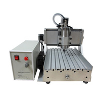 New 3 axis 3020 cnc engraving machine 1500w for industry hobby business use