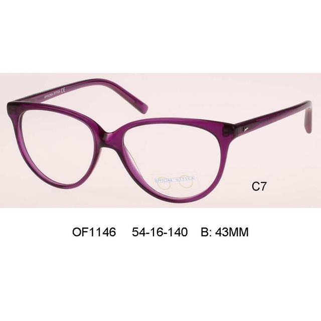 Nova Chegada Óculos Ópticos mulheres Óculos de Prescrição gato Homem Bem Sucedido Negócio Eyewear Óculos oculos de grau óculos de acetato