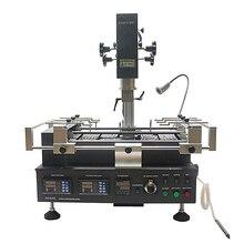 HONTON R392 Infrared hot air BGA rework station soldering machine 3 zones heating цена