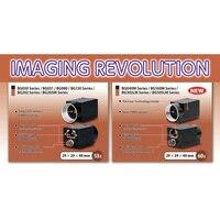 BG080 высокая частота кадров промышленная камера интегрированная однокорпусная GigE Vision BG серия высокая скорость передачи