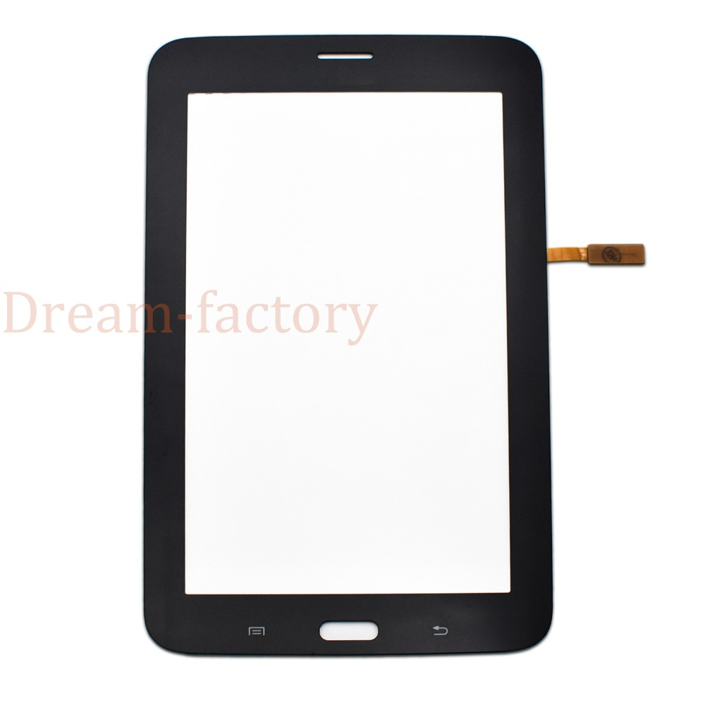 20pcs DHL Touch Screen Digitizer Glass Lens for Samsung Tab 3 Lite T110 T111 7 0
