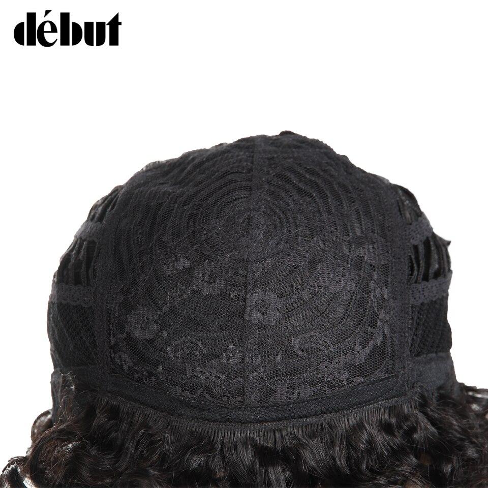 Joedir brasilianska Remy 100% Mänskliga Hårperor Bouncy Curl Style - Skönhet och hälsa - Foto 4
