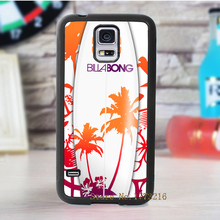 Billabong Surfboards Sunset Surf fashion cover case for samsung galaxy s3 s4 s5 s6 s7 s6 edge s7 edge note 3 note 4 note 5