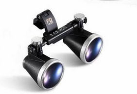 2.5x 3.5X 4x 5x 6x loupes use for 5W LED Surgical Head Light dental Lamp All-in-Ones Headlight only the loupes hot sale 2 5x medical magnifier all in ones operation lamp surgical headlight and dental loupes