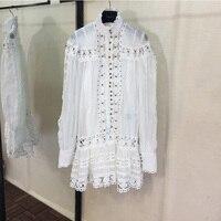 Liuding Открытое платье женские модное платье