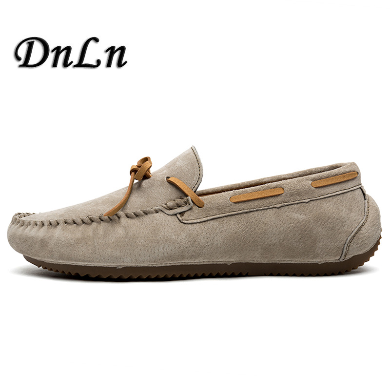 Brand New Fashion Summer Spring Men Driving Shoes Loafers Leather Boat Shoes Breathable Male Casual Flats Loafers D50 synthetic leather men shoes spring male casual shoes new 2017 fashion leather shoes loafers men s shoes flats zapatillas