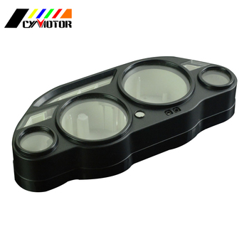 Motorcycle Gauges Cluster Speedometer Odometer Shell Case Cover For KAWASAKI