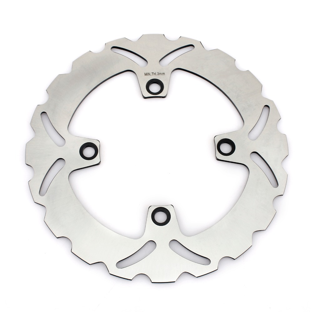 BIKINGBOY Front Brake Disc Disk Rotor For Honda SH 125 150 i / Sporty FES 125 150 250 Phantheon NSS 250 Forza CBR 250 Nighthawk bikingboy atv quad front brake disc rotor for yamaha yfm 250 rspxc special edition custom rspa 2011 11 350 xw warrior 1989 89