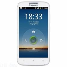 New Original Lenovo A560 Snapdragon MSM8212 quad core Android 4.3 5.0 inch 512MB RAM 4GB ROM GSM 3G WCDMA Smartphone Dual SIM