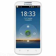 Новый оригинальный lenovo a560 snapdragon msm8212 quad core android 4.3 5.0 дюймов 512 МБ RAM 4 ГБ ROM GSM 3 Г WCDMA Смартфон Dual SIM