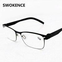 Brand Designer Anti Fatigue Anti Radiation Blue Light Proof Reading Glasses Presbyopia Eyewear Men Women Computer