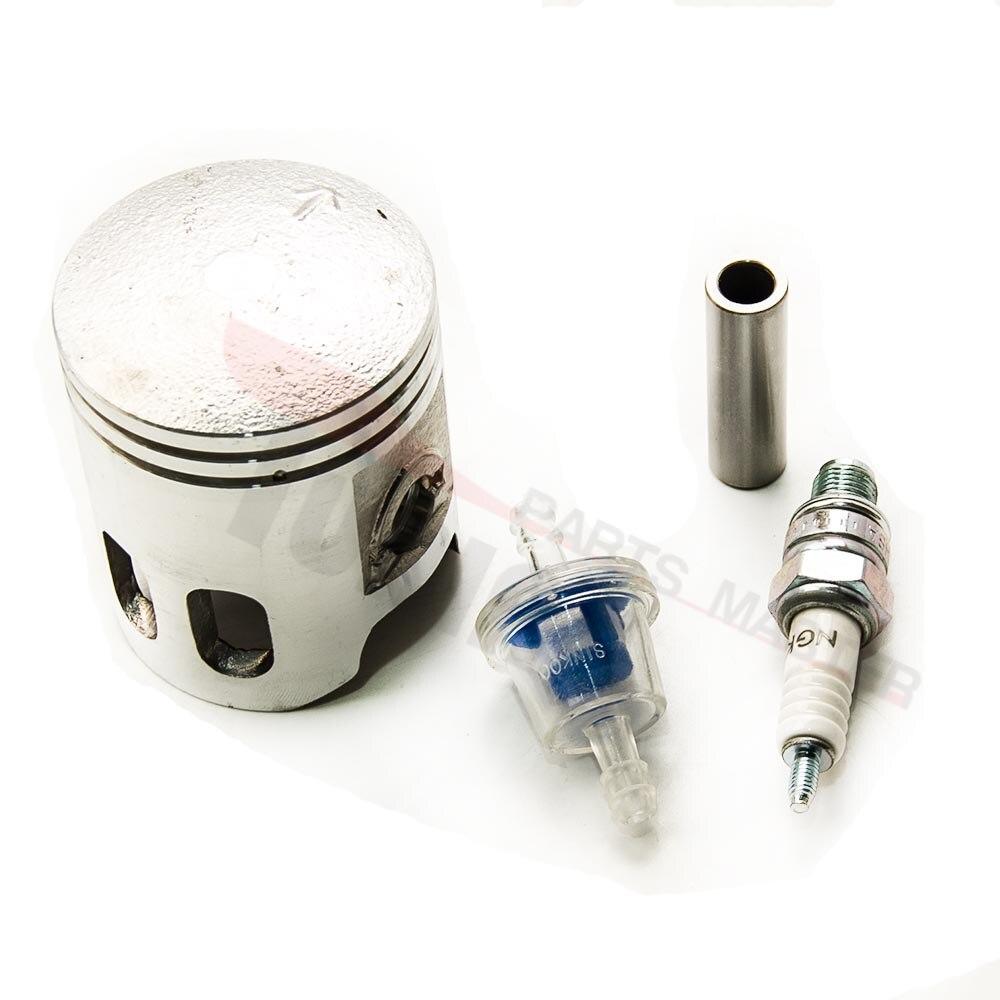 Cylinder Piston Gasket Top End Kit For Polaris Scrambler 90