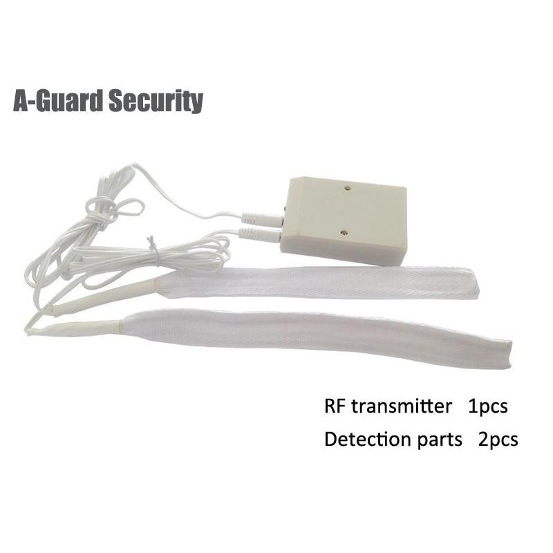 Бесплатная доставка Беспроводной sms сигнализации Утечки Воды заводнения датчик gsm умный дом охранной сигнализации для android (WL-100 II)
