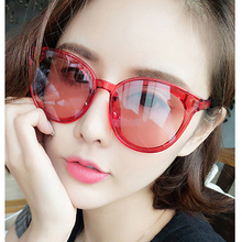 2017 de La Vendimia Del ojo de Gato gafas de Sol de Color Rosa mujer Hombre sombrilla Dama gafas de sol hombre gafas de sol mujer gafas de sol masculino