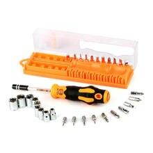 33 em 1 Precisão Conjunto Chave De Fenda Phillips Torx chave de Fenda Conjunto de Bits chave de fenda Magnética Ferramentas Manuais de Reparação e Manutenção