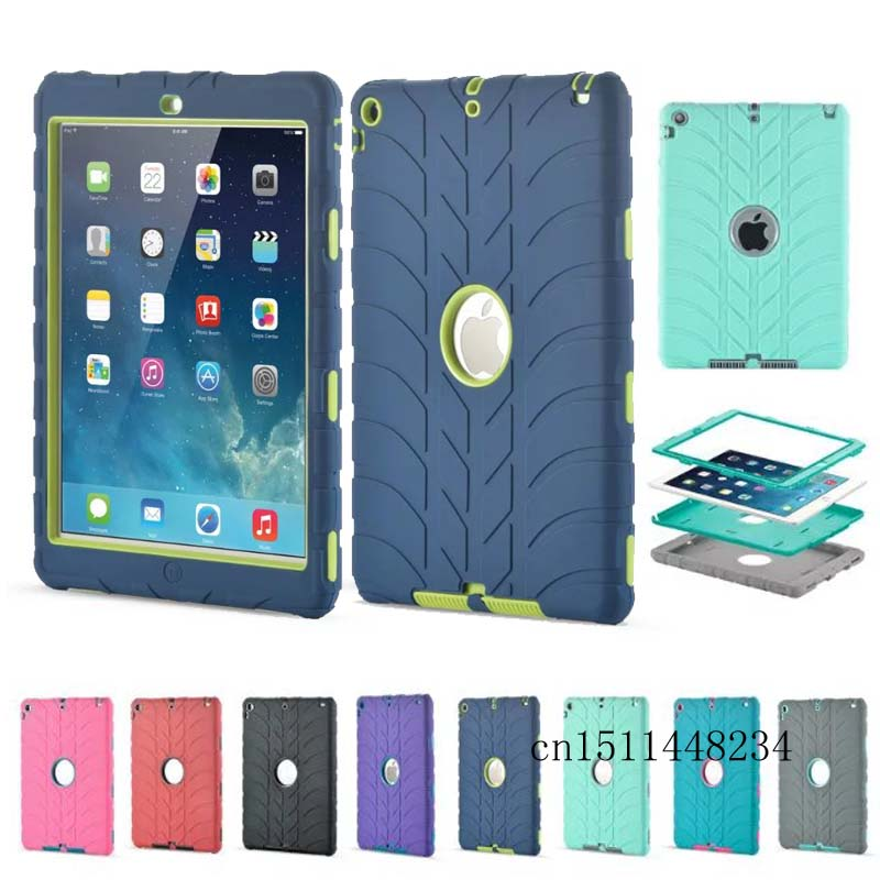 New fashion shockproof case For iPad air ipad 5 air1 Case Protective Cover Silicone Thick Armor Hybrid Rugged Shock Absorbies ws 641 1 статуэтка александр македонский 1221114