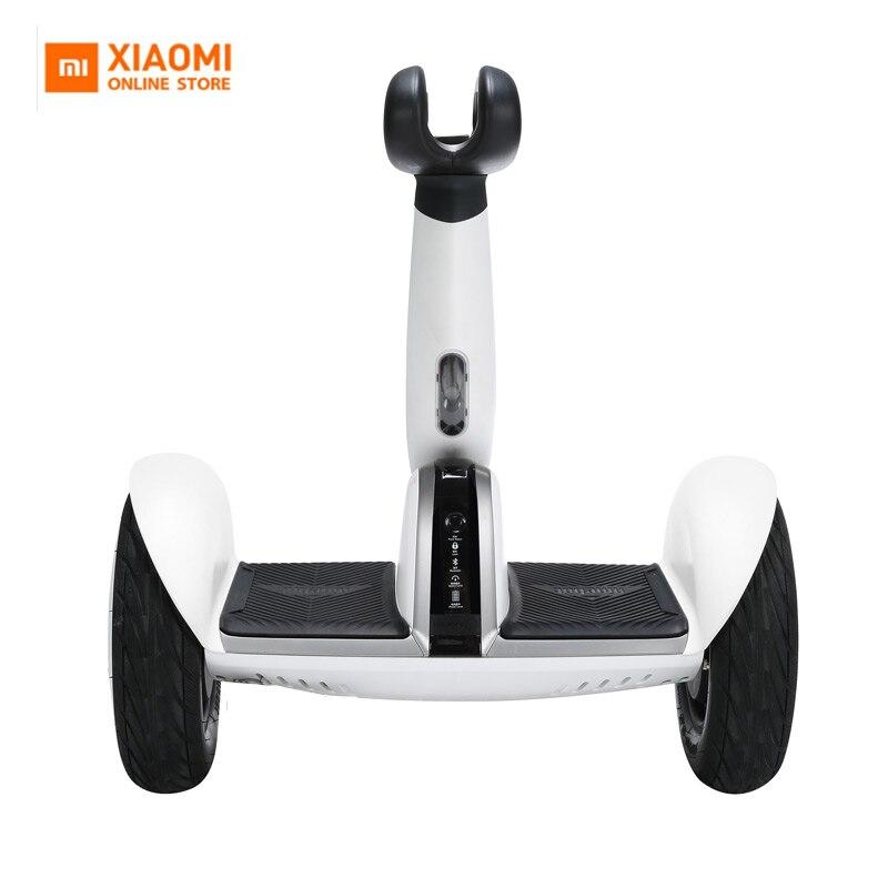 Ninebot Xiaomi Mijia Mini Plus Scooter à équilibrage automatique 2 roues planche à roulettes électrique intelligente avec Hoverboard App LED