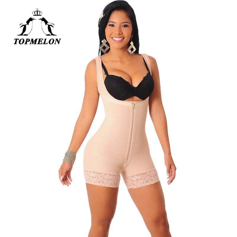 Plus Size Slimming Underwear Hot Body Shaper Womens -6383