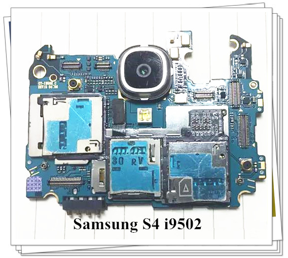 Unlocked Original motherboard 32gb For Samsung Galaxy s4 i9502 dual sim version Clean IMEI free shipping BoardUnlocked Original motherboard 32gb For Samsung Galaxy s4 i9502 dual sim version Clean IMEI free shipping Board