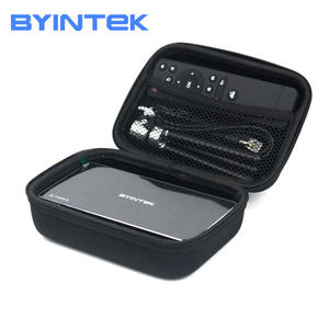 BYINTEK Bag for UFO P8I MD322 Case Luxury Mini DLP Projector Portable Cloth Protection