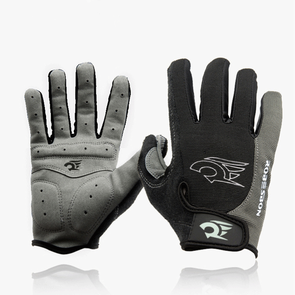 Cycling Gloves Full Half Finger Bicycle Gloves Men Women Sports Bike Anti Slip Gel Pad Breathable Motorcycle MTB Road Shockproof