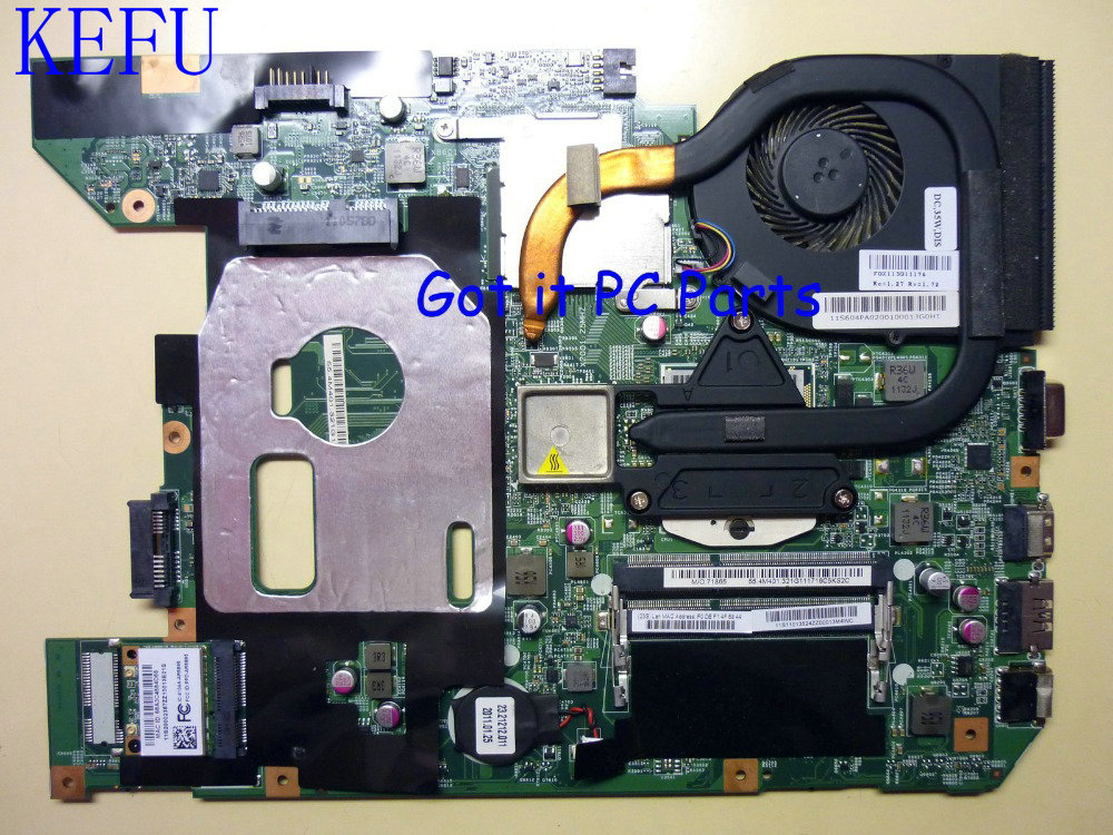 KEDU Free Shipping New Laptop motherboard LA57 MB 48.4IH01.021 LZ57 MB suitable for Lenovo Z570 notebook pc (FOR Z570 ONLY ) mbx 224 m960 laptop motherboard suitable for sony vpceb notebook pc mainboard a1771575a a1771577a hm55 available new