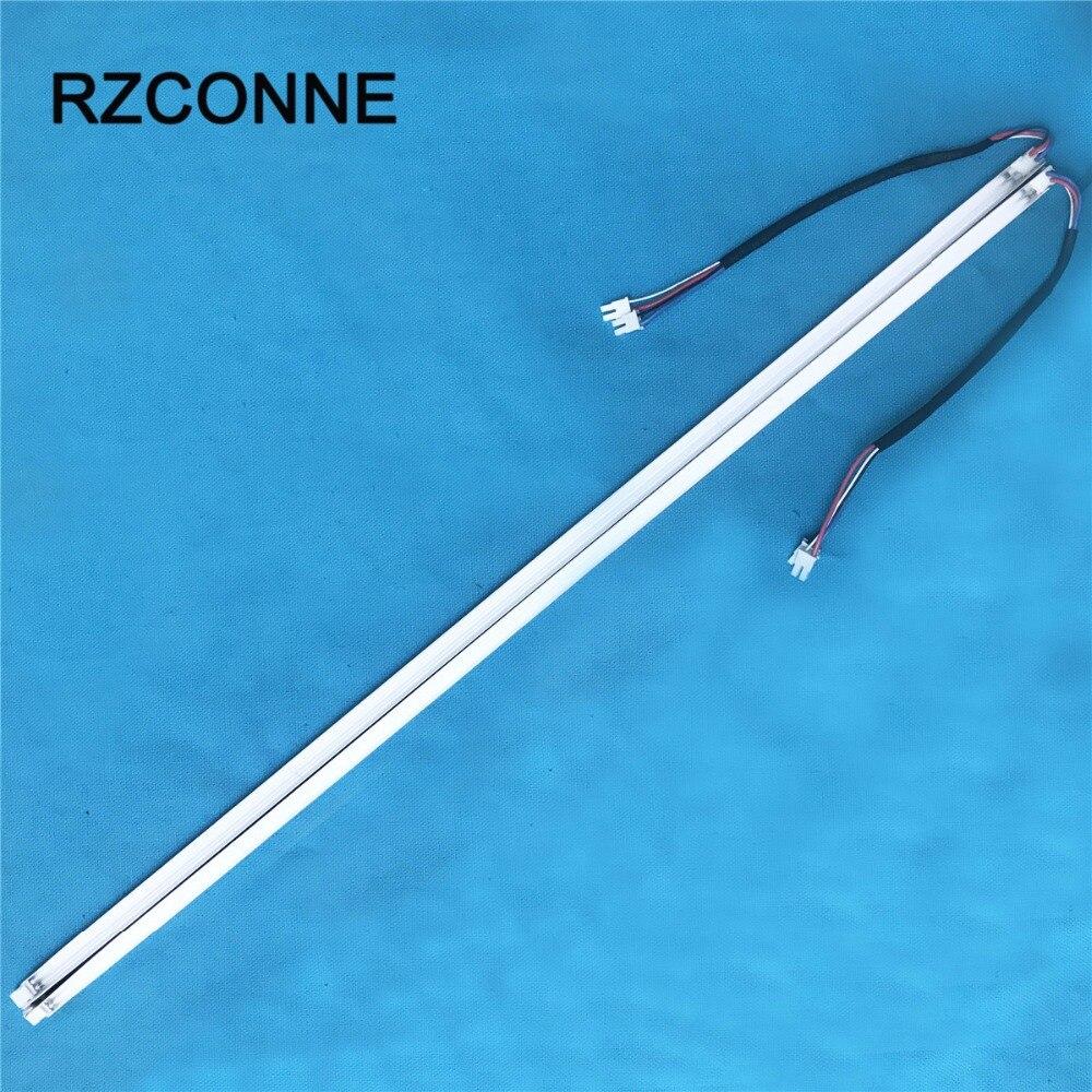 490mm * 7mm Ccfl Lâmpadas com Quadro/suporte para 22 polegada Do Monitor LCD Tela Do Painel de Montagem lâmpadas duplas 2 pcs